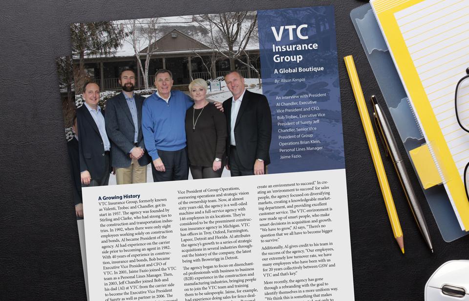 VTC: A Global Boutique